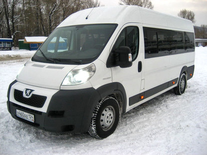 Peugeot Boxer 18 мест