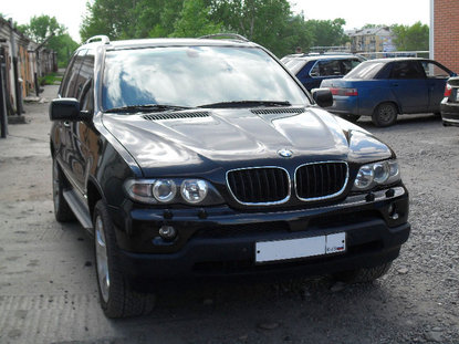 BMW X5 TURBO-Sport