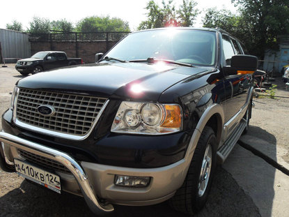 Ford Expedition 6мест
